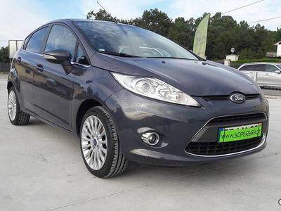 usado Ford Fiesta 1.2i Titanium -