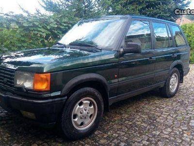 brugt Land Rover Range Rover P38 2.5DSE
