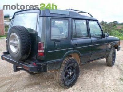 usado Land Rover Discovery 2.5 TDi Camel Trophy