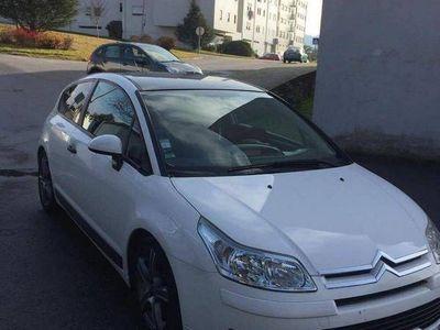 usado Citroën C4 Coupe -