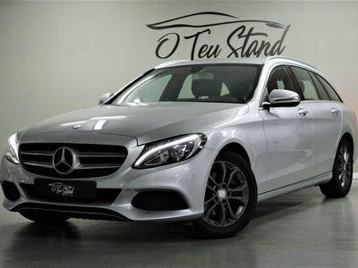 usado Mercedes C220 Avantguard 2.2 136cv