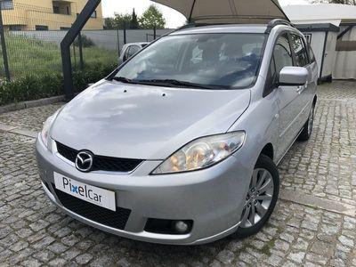gebraucht Mazda 5 2.0 Exclusive (Nacional)