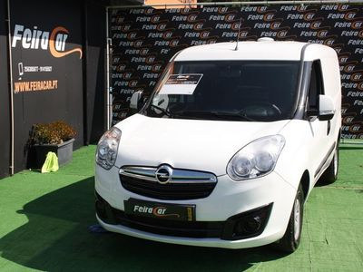 usado Opel Combo 1.3 CDTI