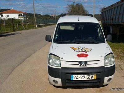 usado Peugeot Partner 2.0 HDi