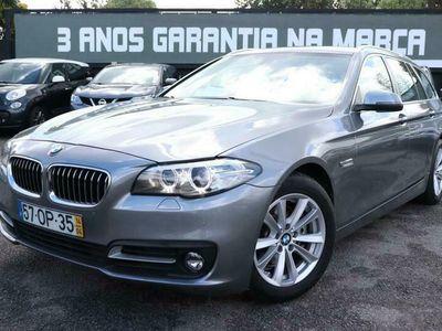 usado BMW 520 dA Touring Auto GPS