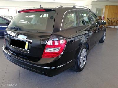 usado Mercedes C200 ClasseCDi Elegance BE (136cv) (5p)