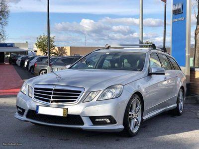 usado Mercedes E250 CDi Station AMG 204c