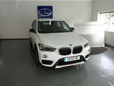 usado BMW X1 16 d sDrive Line xLine