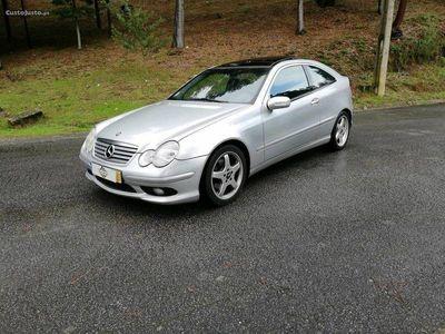 usado Mercedes C230