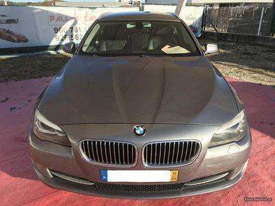brugt BMW 525 d touring nacional