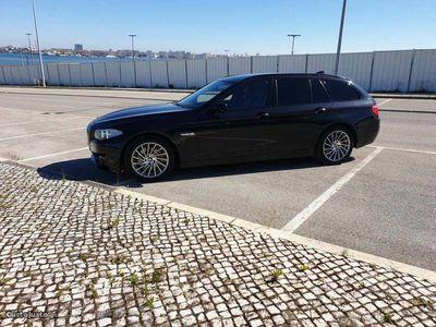 usado BMW 520 Caixa auto Garantia