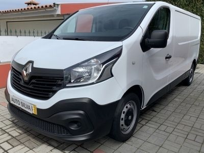 usado Renault Trafic 1.6 DCI L2H1 90CV