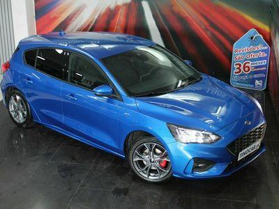 usado Ford Focus 1.0 MHEV ST-LINE X - NOVO