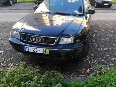 brugt Audi A4 1.8