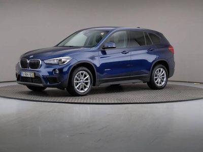 usado BMW X1 18 d sDrive