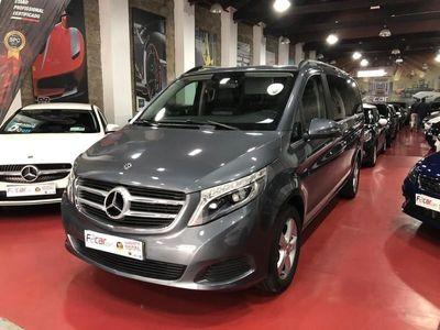 usado Mercedes V220 D Avantgarde Aut.