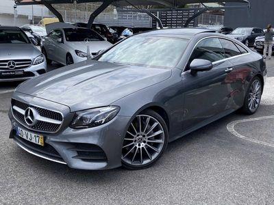 usado Mercedes E220 - UsadoAMG Line