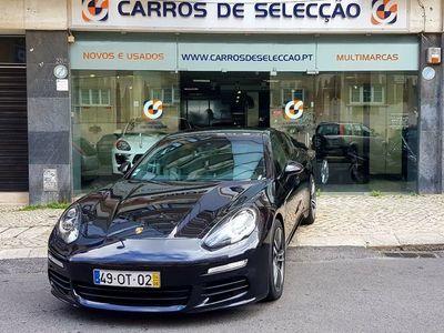usado Porsche Panamera 3.0 Diesel 300 cv nacional