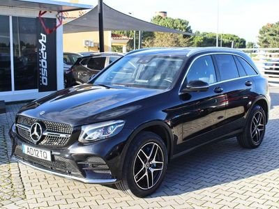 usado Mercedes GLC350 e AMG 4-Matic