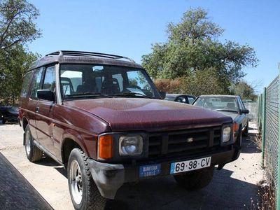 gebraucht Land Rover Discovery DIESEL