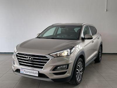 usado Hyundai Tucson 1.6 CRDi Premium+Pack Pele