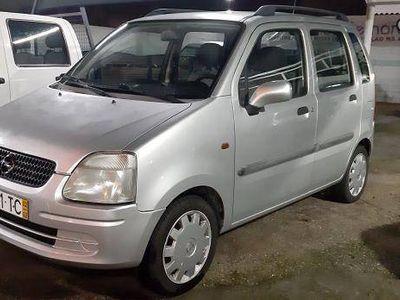 usado Opel Agila 1.0