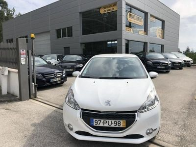 gebraucht Peugeot 208 1.4 hdi