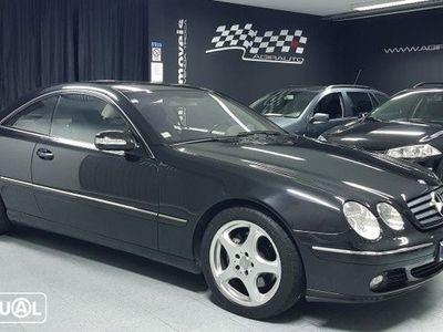 usado Mercedes CL500 V8 AMG