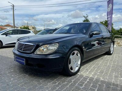 usado Mercedes S500 Longo
