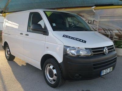 usado VW Transporter 2.0 TDi Extra.AC 114cv
