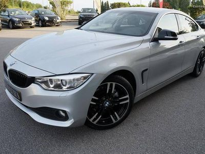 brugt BMW 420 d Grand Coupe