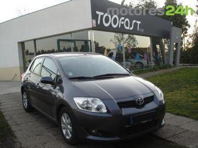 usado Toyota Auris 1.4 D4D Gold Edition