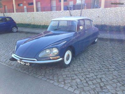 gebraucht Citroën DS DSID 20 de 1969