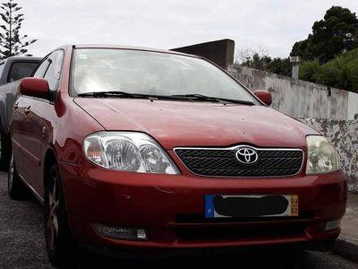 usado Toyota Corolla E12 1.4vvti