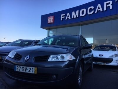 usado Renault Mégane Break 1.5 DCI Exclusive