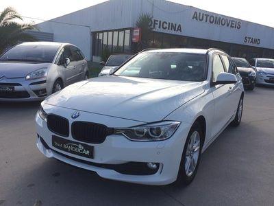 usado BMW 318 Série 3 d Touring Line Luxury (143cv) (5p)
