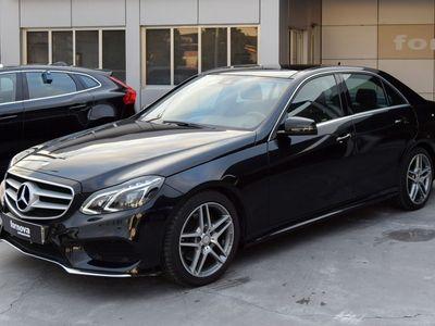 usado Mercedes E300 CDI AMG HYBRID BLUETEC