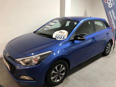 usado Hyundai i20 1.1 5 P GL CRDi GO!
