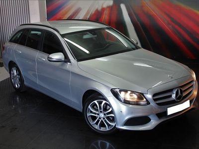 brugt Mercedes C200 D BlueTec Avantgard GPS