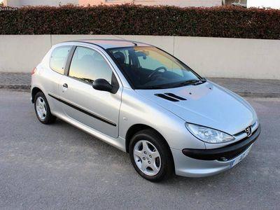 brugt Peugeot 206 1.4 HDi 70cv - C/AC
