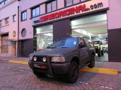 gebraucht Opel Frontera 2.5TDS HardTop