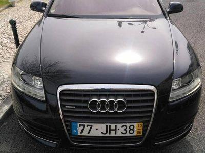 brugt Audi A6 Avant 2.7 Multi