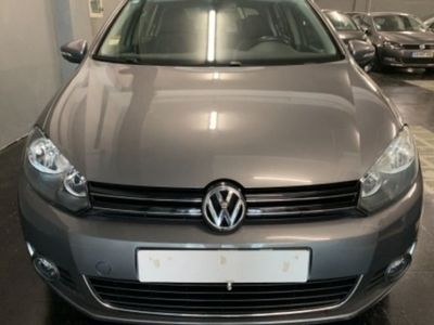 used VW Golf 2.0 TDI Confortline