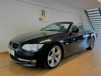 usado BMW 320 Cabriolet DA Exclusive (E93)