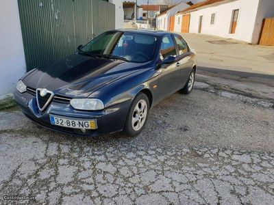 brugt Alfa Romeo 156 1,9 jtd