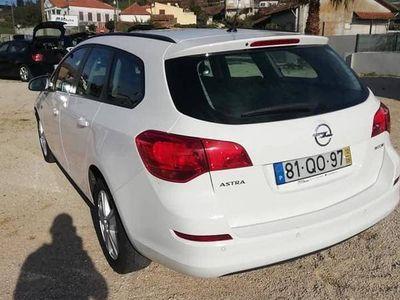 usado Opel Astra eco flex
