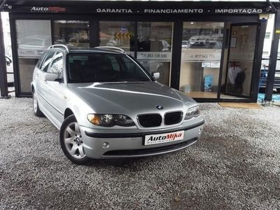 usado BMW 320 D Touring 150 CV