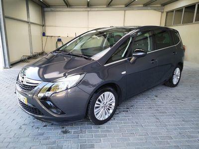 usado Opel Zafira 1.6 CDTI Cosmo 7 Lugares