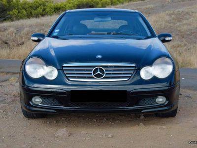 usado Mercedes C200 C 200 MercedesCoupe