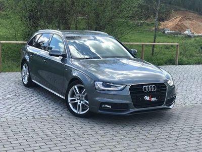 usado Audi A4 Avant 2.0 TDi Business Line S-line